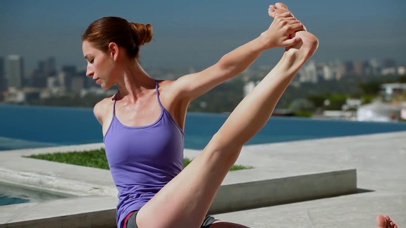Йога онлайн тренировка
