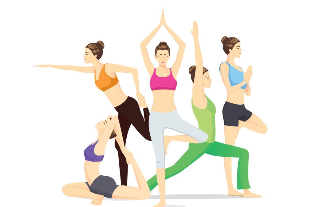 Хатха йога Сидерский видео