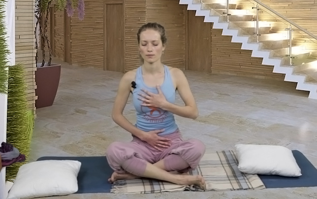 Хатха йога видео уроки для начинающих