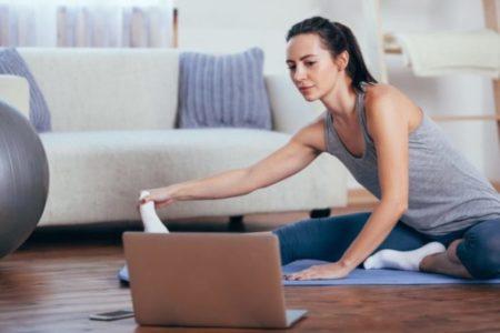 Женская йога видео уроки
