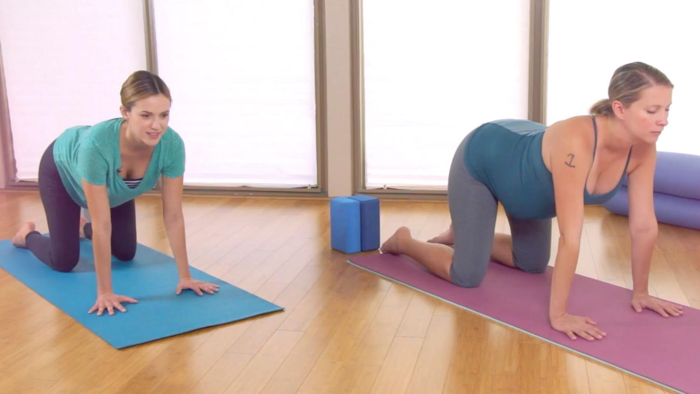 Йога студия онлайн