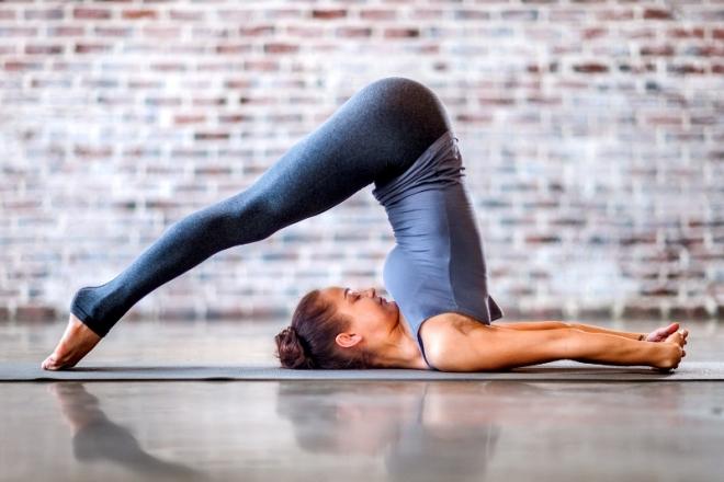 Йога онлайн уроки