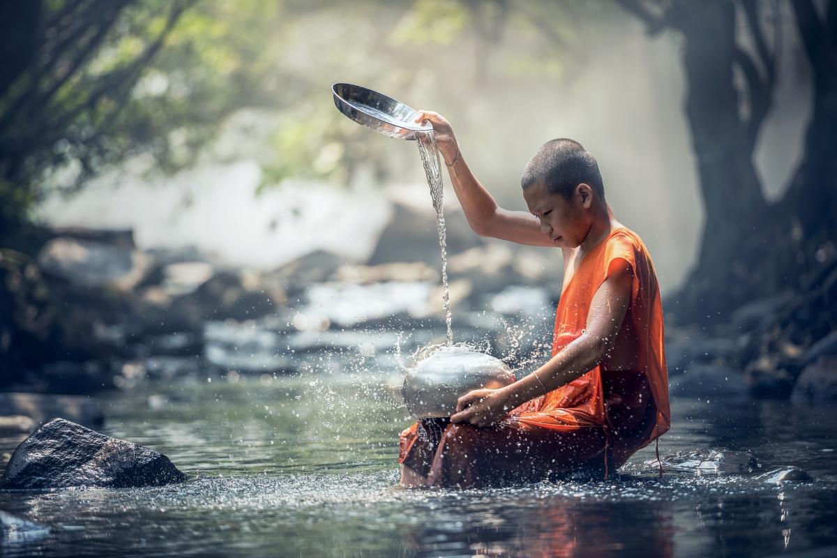Динамическая медитация видео