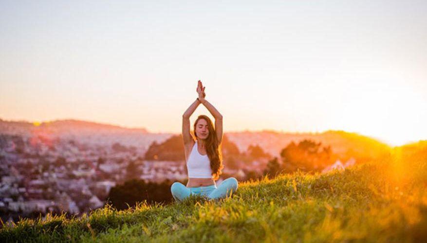 Йога для похудения эффективный курс видео