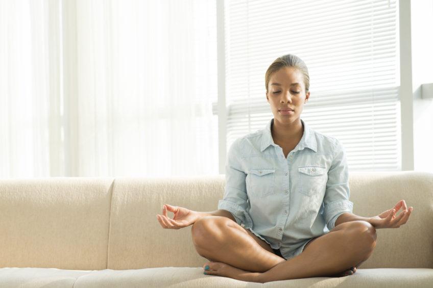 Основы йоги для начинающих дома