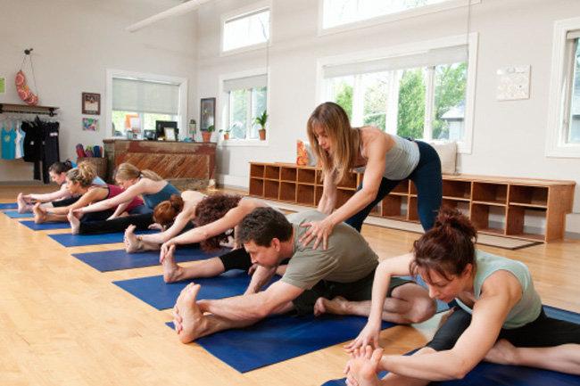 Йога для начинающих за 30 минут
