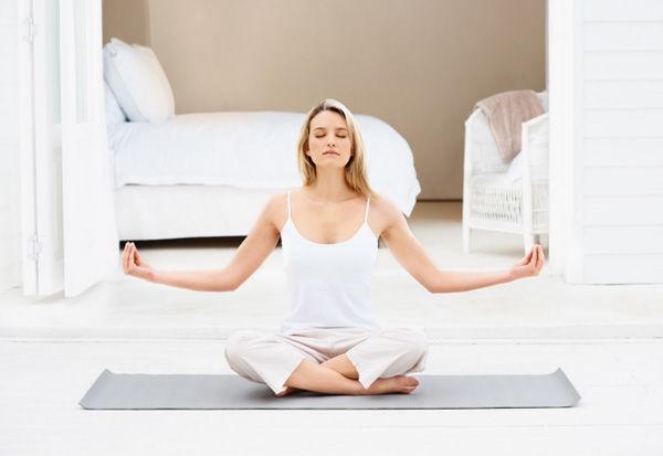 Спортивная йога для начинающих