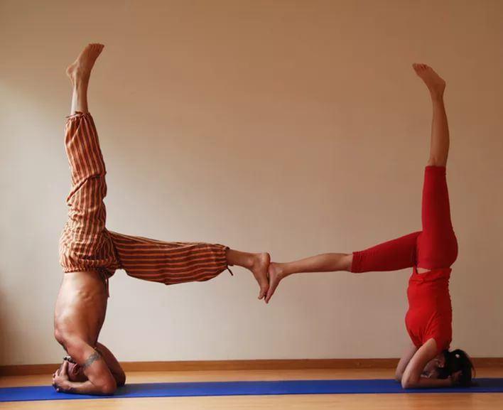 Лечебная йога для начинающих