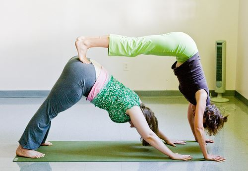 Йога для домашних занятий для начинающих