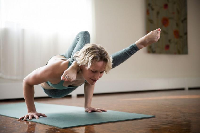 Хатха йога для начинающих видео уроки