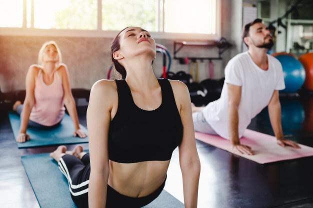 Йогатерапия для начинающих