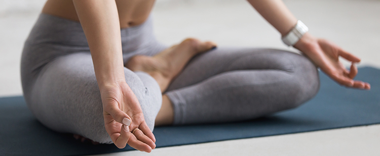 Йогатерапия упражнения видео