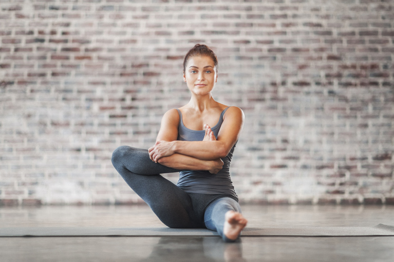 Йогатерапия видео уроки
