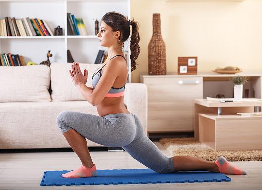 Утренняя йога видео