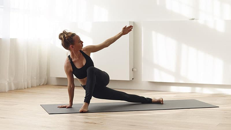 Онлайн курс по йоге
