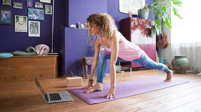 Онлайн курсы йоги для начинающих