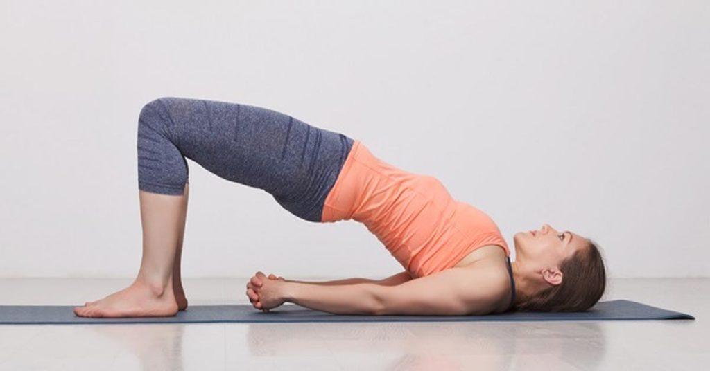Утренняя йога упражнения