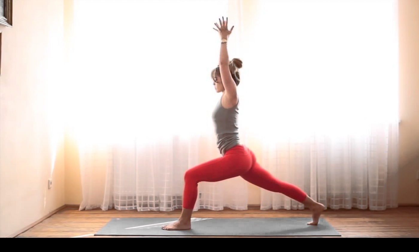 Хатха йога упражнения