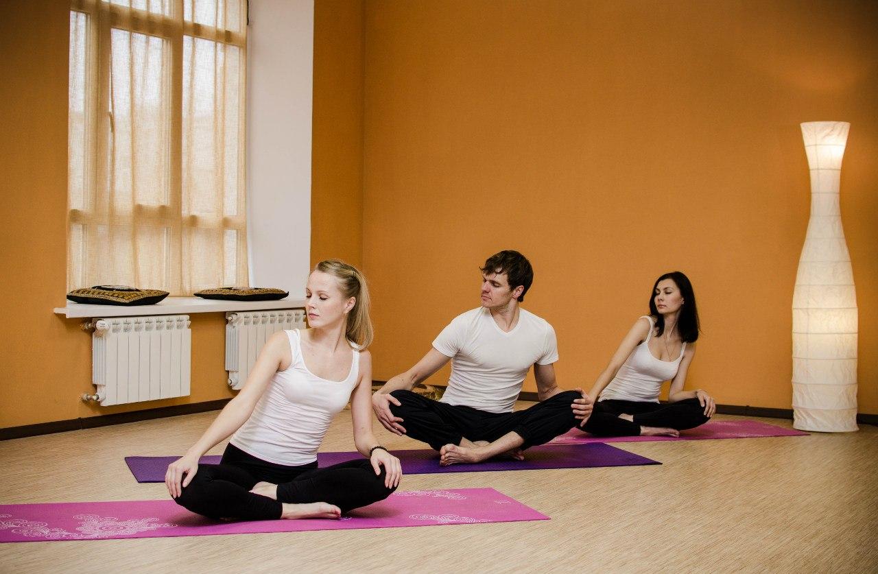 Хатха йога комплекс упражнений