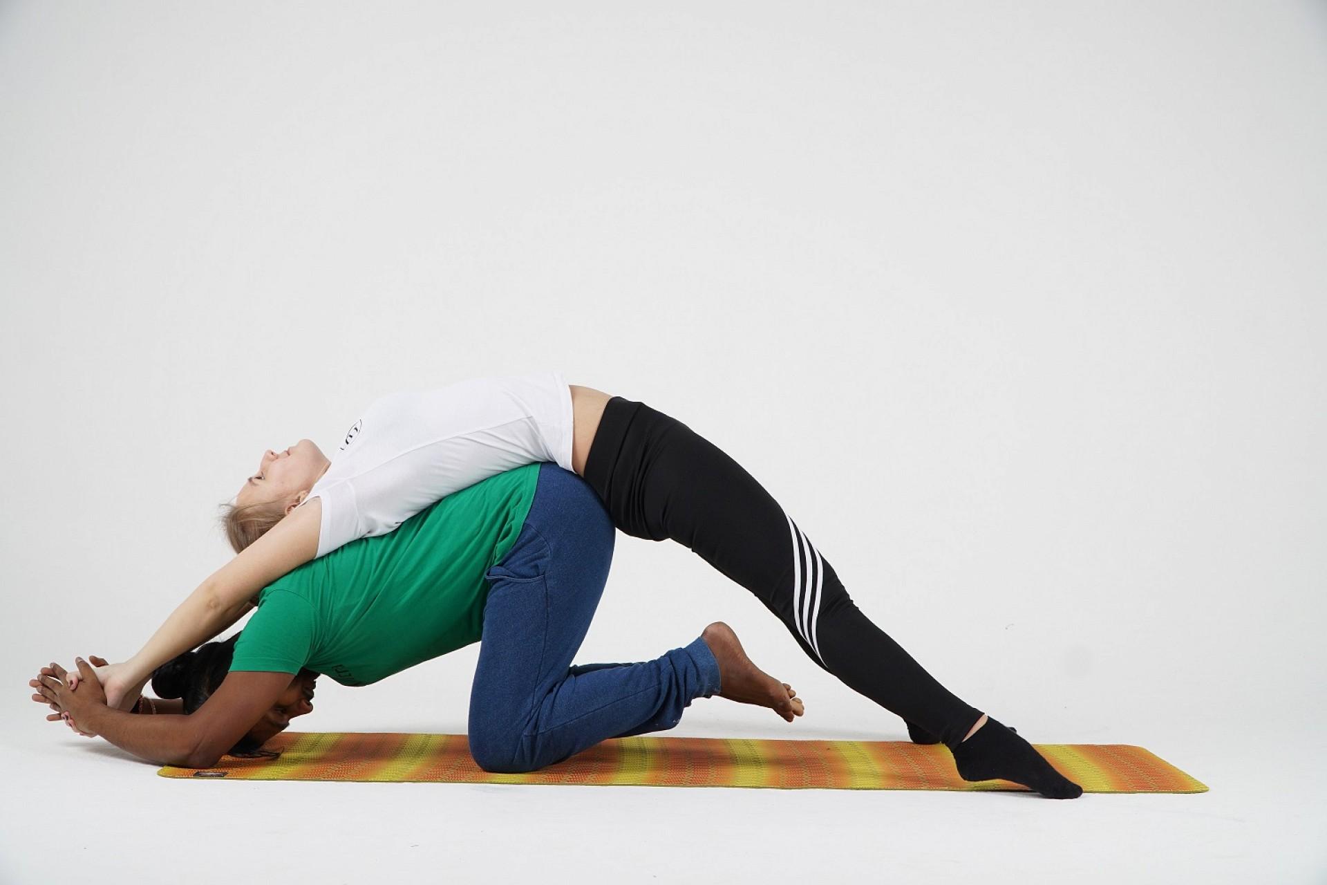 Комплекс хатха йоги для начинающих