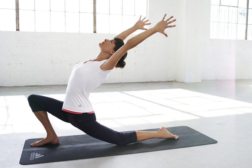Хатха йога видео занятия