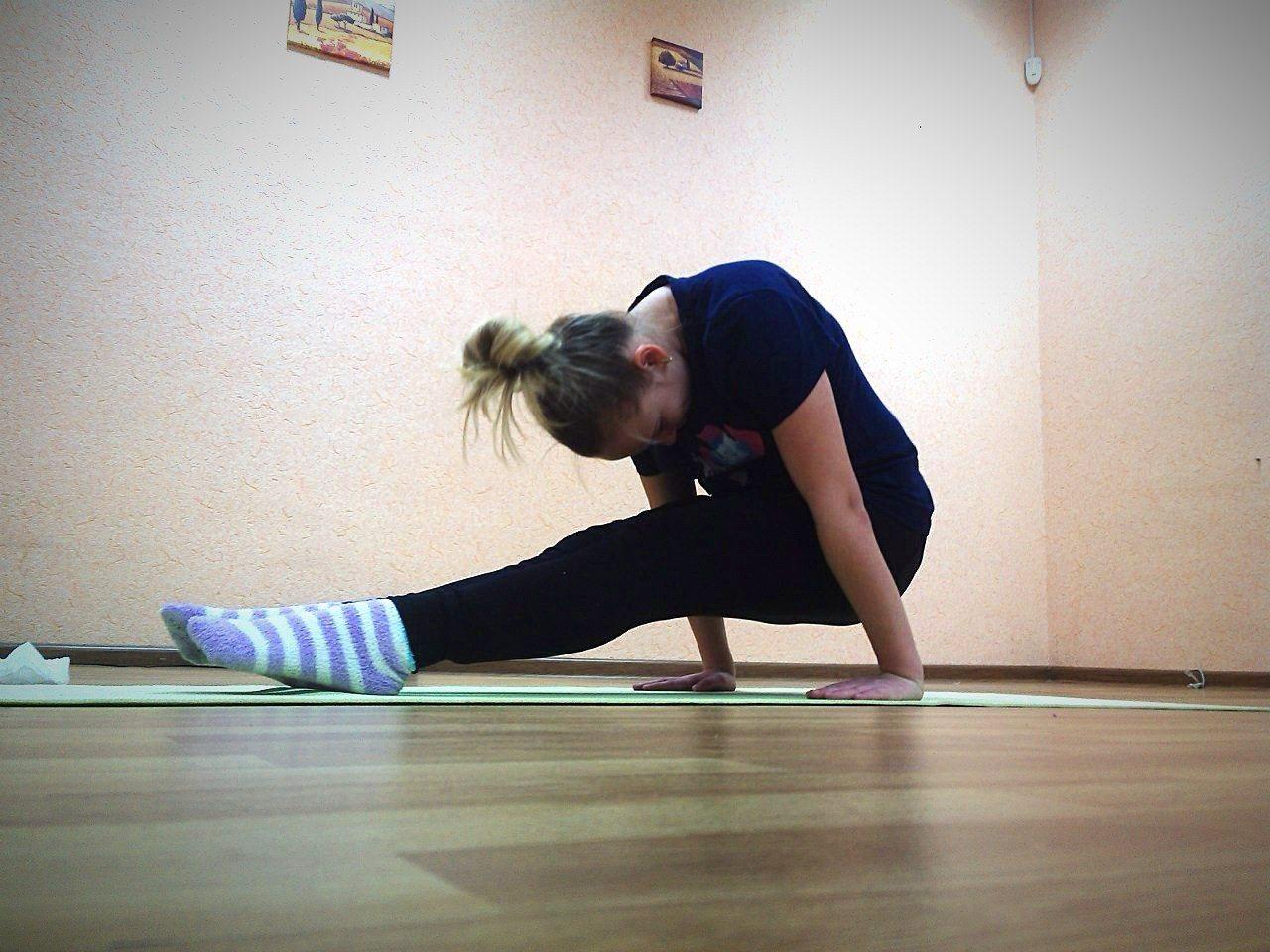 Онлайн уроки йоги для начинающих