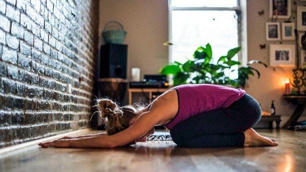 Видеокурс по йоге для начинающих