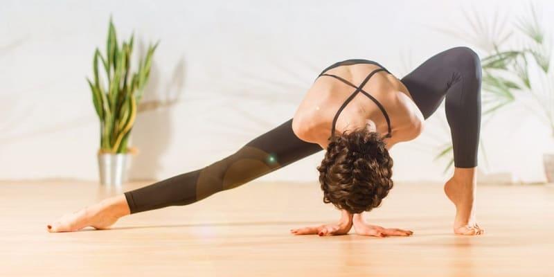 Упражнения хатха йоги для начинающих видео