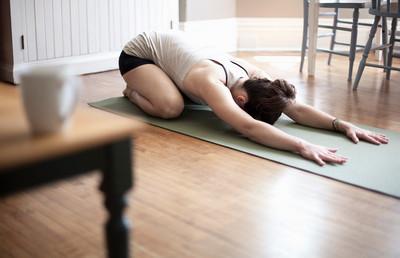 Хатха йога урок