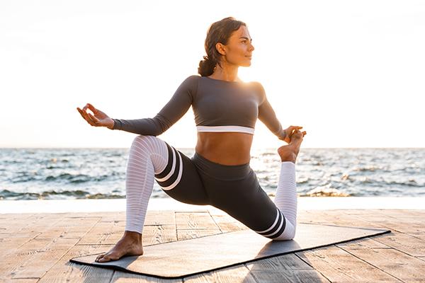 Упражнения для йоги