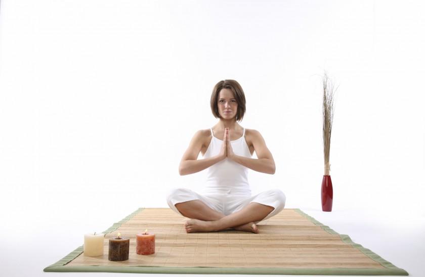 Начальный курс йоги