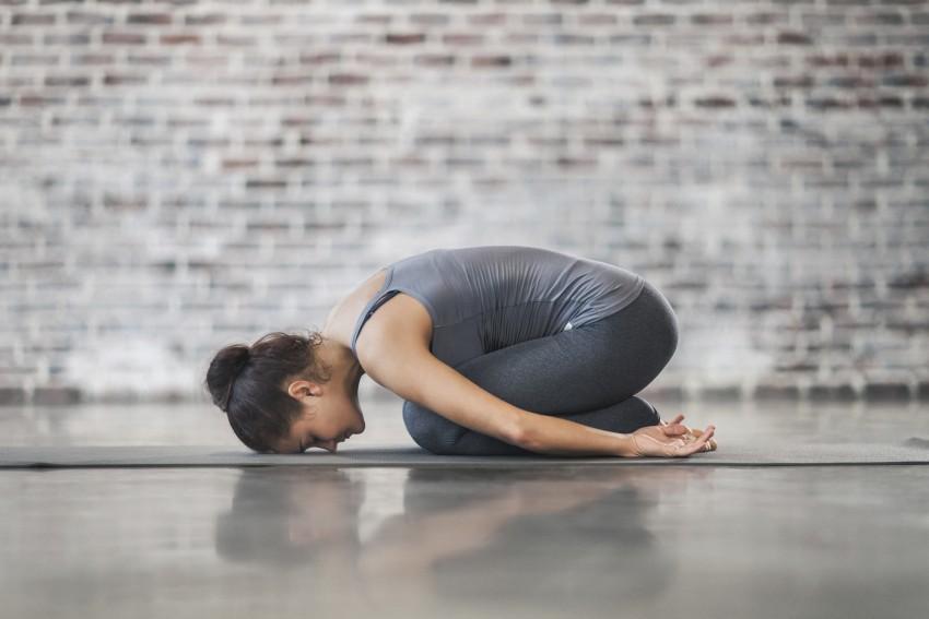 Йога комплекс упражнений