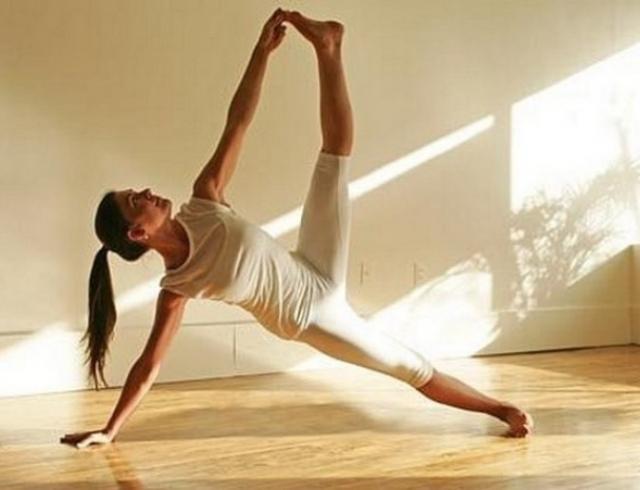 Упражнения для йоги для начинающих
