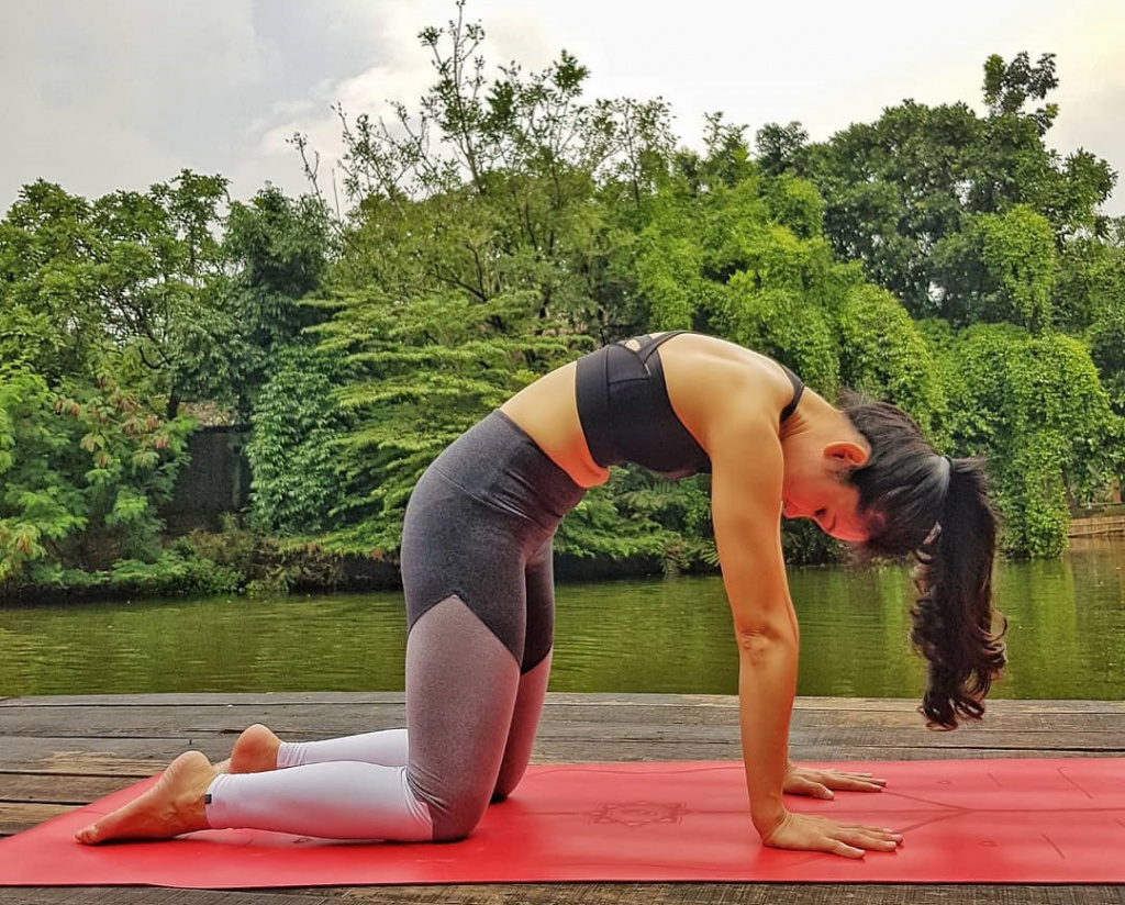 Элементы йоги для начинающих