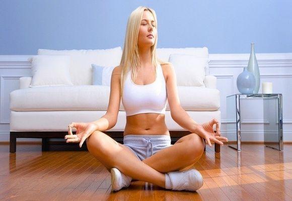 Йога для начинающих видео
