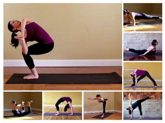 Утренняя йога онлайн