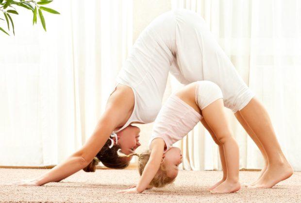 Упражнения по йоге для начинающих