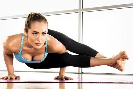 Видеоуроки йоги для начинающих