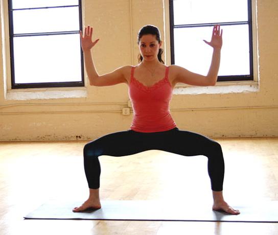 Видео про йогу