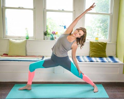 Начальные уроки йоги в домашних условиях видео