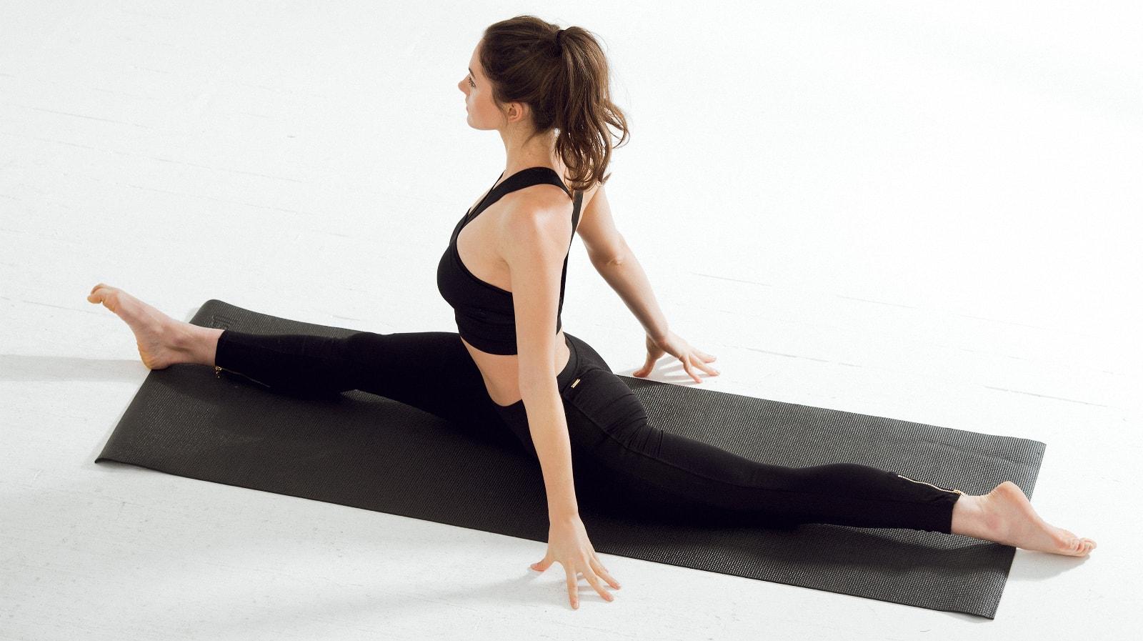 Йога при всд упражнения