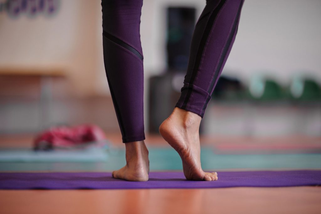 Суставная йога для начинающих