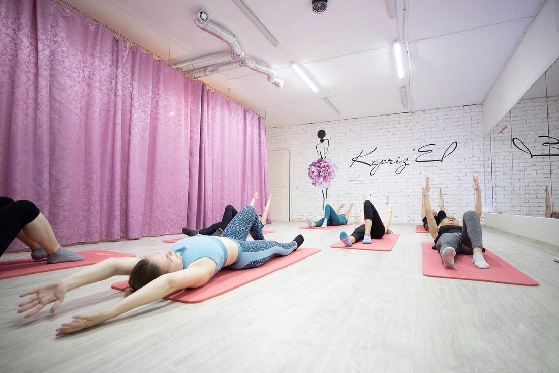 Дистанционные тренировки по йоге