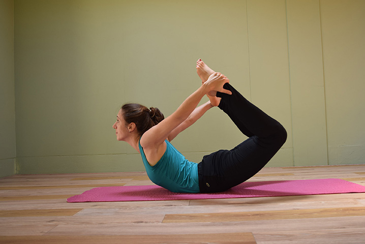 Видеотренировки по йоге