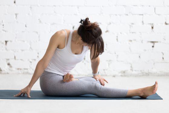 Видео уроки йоги с опытными преподавателями