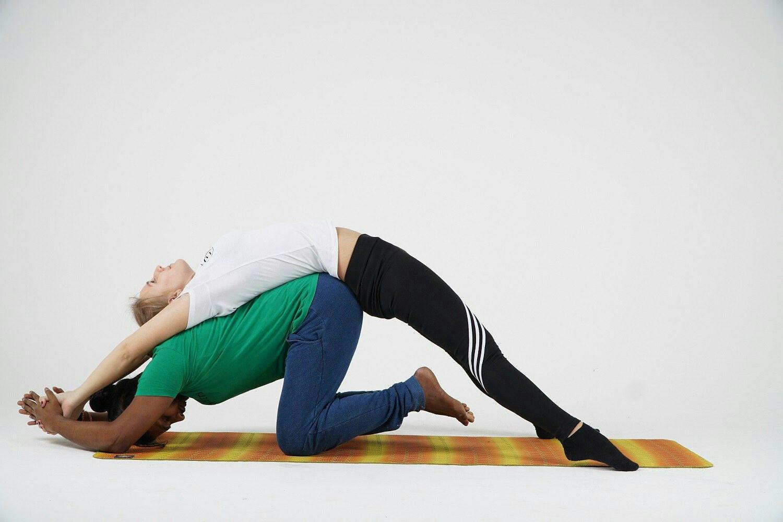 Йога комплекс для женщин