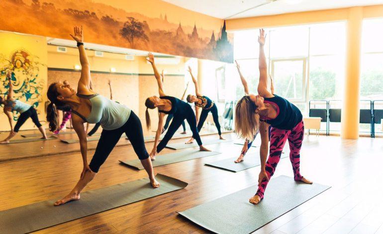 Онлайн тренировки по йоге
