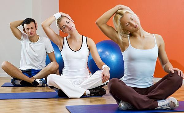 Дистанционное обучение йоги