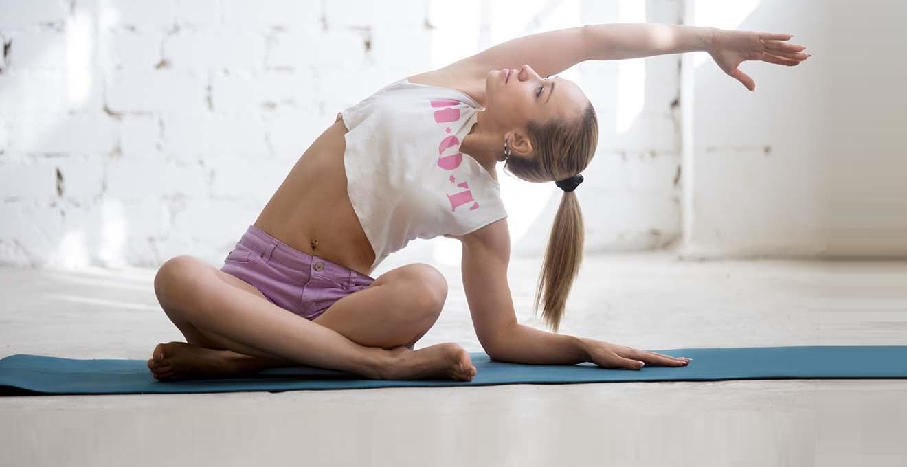 Онлайн обучение йоге