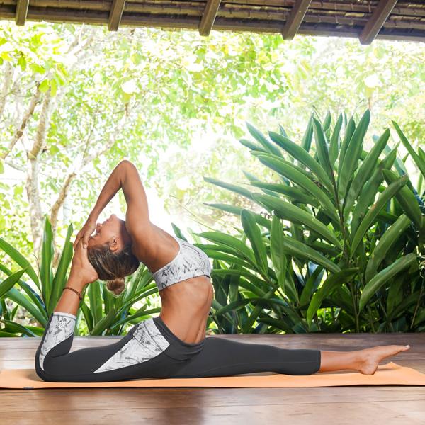 Обучение йоги видео
